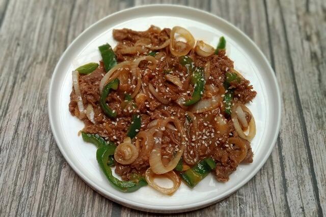 Resep Beef Teriyaki Hokben Ala Rumahan Meyer Food Blog