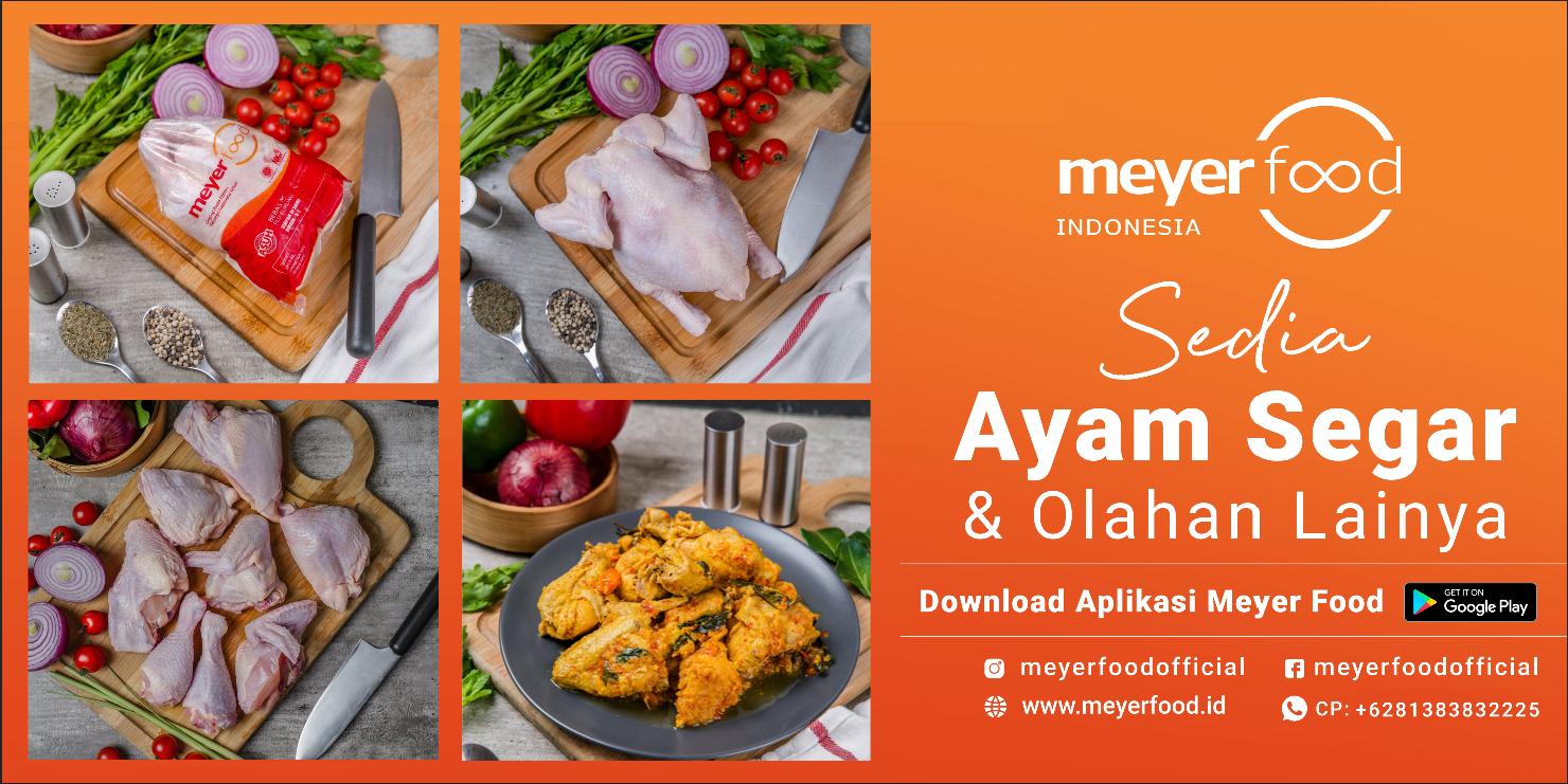 supplier ayam meyerfood
