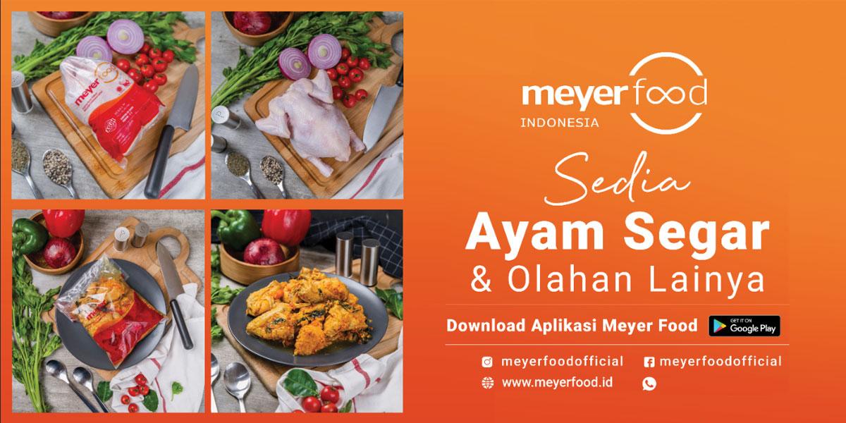 Supplier ayam meyer food